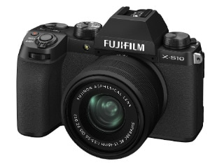 Fujifilm X-S10 Mirrorless Camera With In-Body Image Stabilisation Launched in India: Price and Specifications