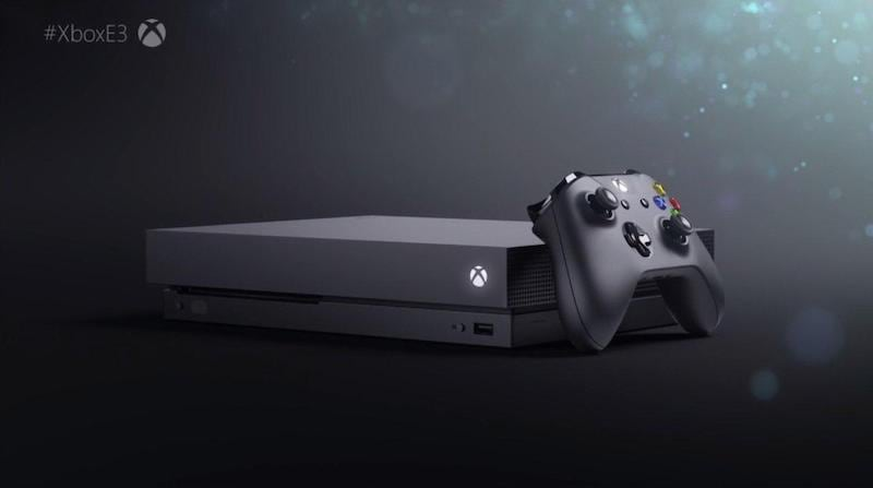Xbox Scorpio Is Xbox One X; Release Date Announced: Microsoft at E3 2017