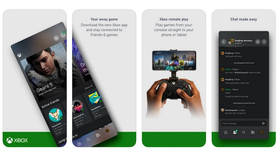 Microsoft's Xbox App on iOS Brings Remote Play Functionality to iPhones and iPads