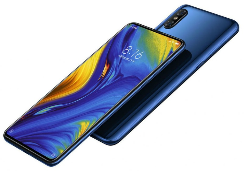 Xiaomi Mi Mix 3 With Front Camera Slider, 4 Cameras, Up to 10GB RAM Launched: Price, Specifications
