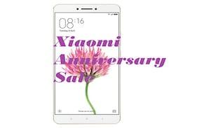 Xiaomis Third Anniversary Sale Kicks Off With Flash 1 Rupee Sale On Redmi 4, Redmi 4a