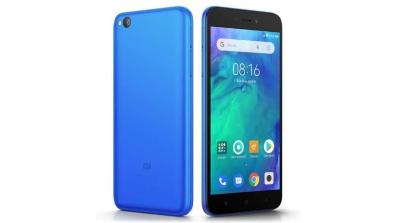 Xiaomi Redmi Go leaked winfuture Redmi Go