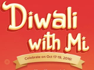 Xiaomi 'Diwali With Mi' Sale Starts October 17: Re.1 Flash Deals, Mi Max Prime, Mi Robot Vacuum, and More on Offer