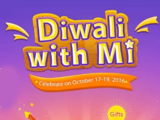 Xiaomi Sale Diwali With Mi Offers: Xiaomi Mi 4 and Mi Band 2 at Re. 1, More Deals