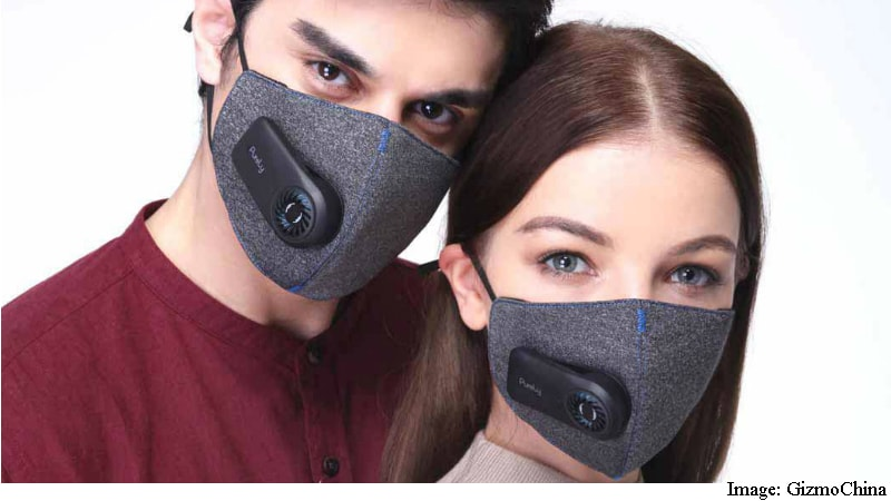 Xiaomi Anti-Pollution Air Mask With PM2.5 Rechargeable Air Filter Launched