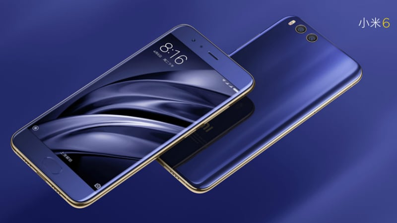 Xiaomi Mi 6 Xiaomi Mi 6 Launched Price Specifications