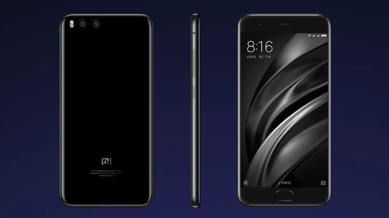 Xiaomi Mi 6 With 6GB RAM, Dual Rear Cameras Launched: Price