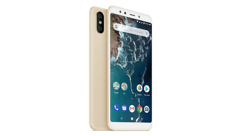 Xiaomi Mi A2 Pre-Order Sale Today via Amazon.in, Mi.com