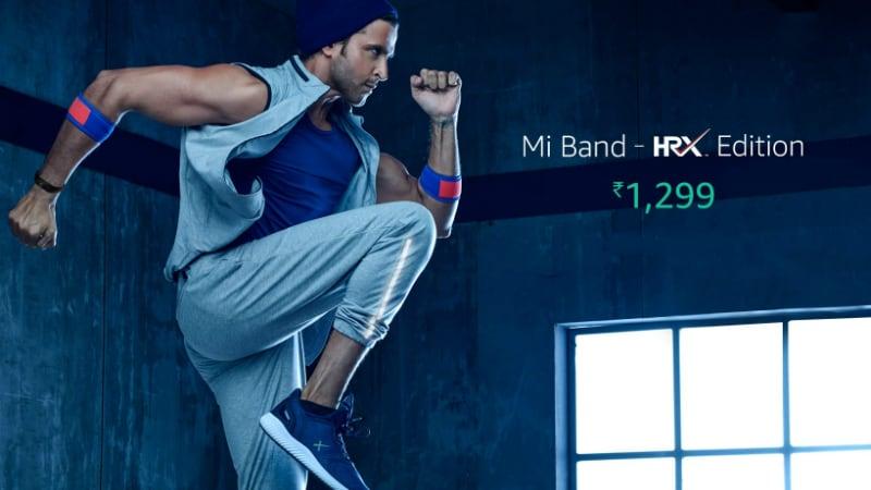 शाओमी ने लॉन्च किया 1,299 रुपये में मी बैंड का नया एडिशन