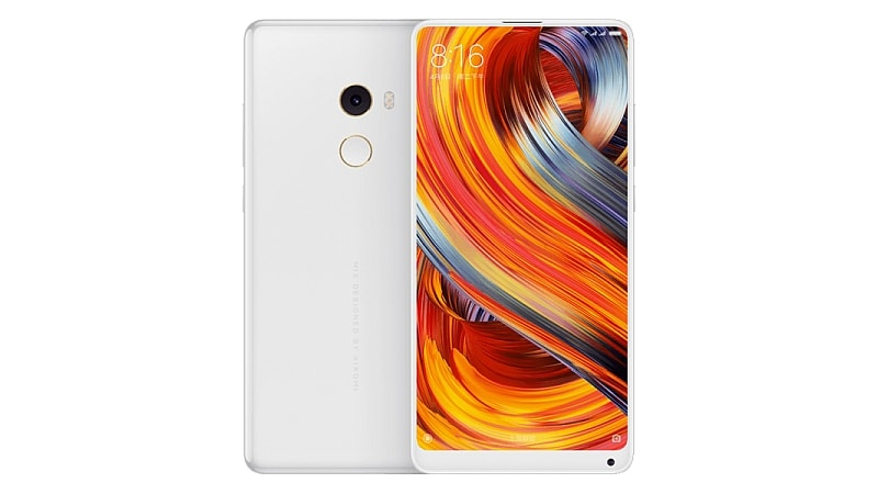 Xiaomi Mi Mix 2 3 Xiaomi Mi MIX 2 specifications facial recognition