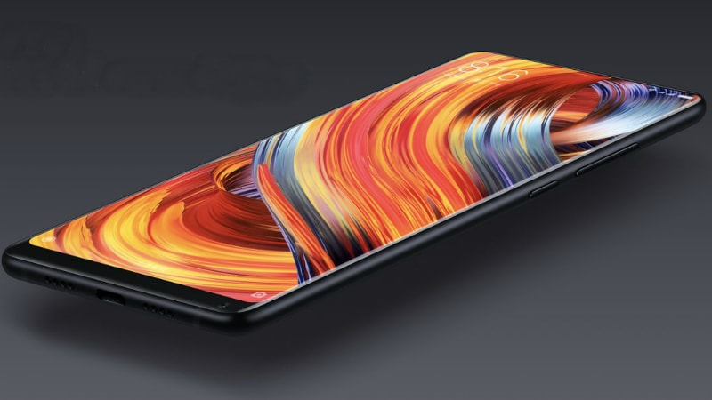 Xiaomi Mi Mix 2 final Xiaomi Mi MIX 2 Display