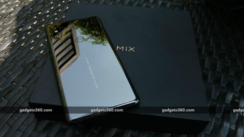 Xiaomi Mi Mix 2s inline3 Xiaomi Mi Mix 2S black