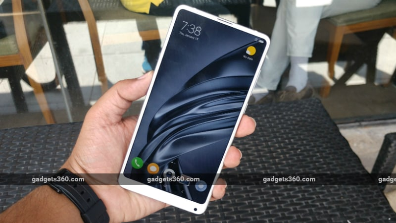 Xiaomi Mi Mix 2S Gets Android 9.0 Pie With Latest MIUI 10 Global Beta ROM