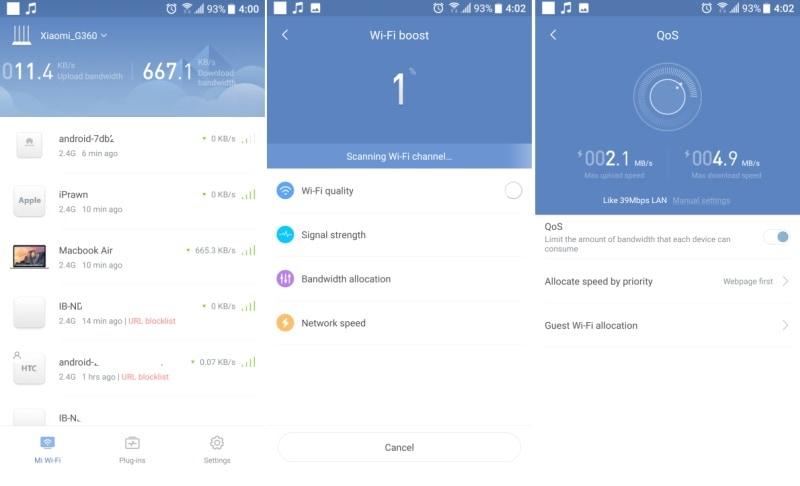 Xiaomi Mi Router 3C app ndtv xiaomi