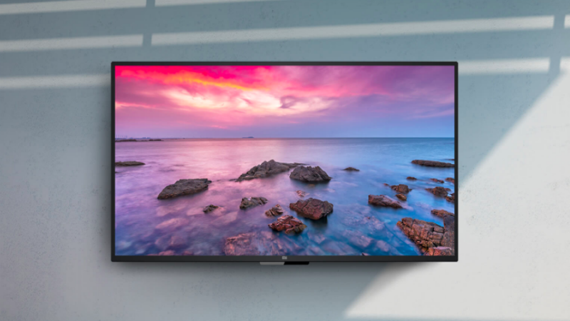Xiaomi Mi TV 4A 40-Inch Model With Voice Control Support Launched