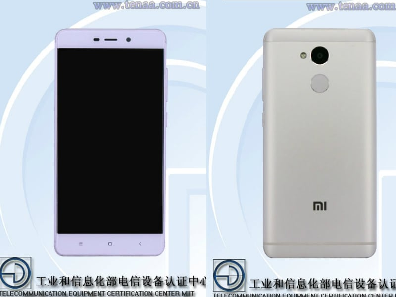 Xiaomi Redmi 4 Specifications Tipped on Certification Site; Mi Note 2 Launch Date Leaked