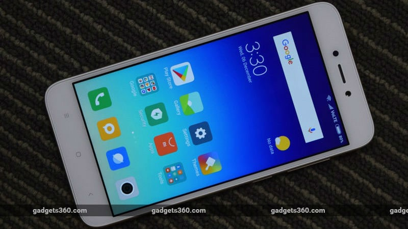 Redmi 5A Price in India Raised Rs. 5,999 Once Again as Rs. 1,000 Inaugural Discount Ends
