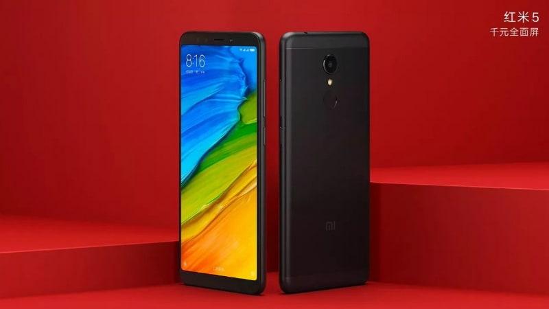 Xiaomi Redmi 5 Xiaomi Redmi 5 Price