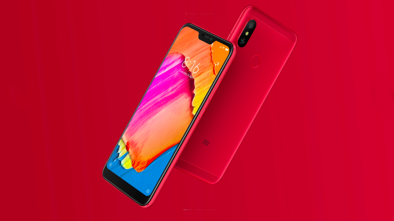 Xiaomi Redmi 6 Pro First Flash Sale Today in India via Amazon.in, Mi.com