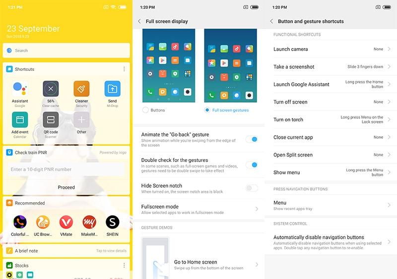 Xiaomi Redmi 6 Pro apps ndtv Xiaomi