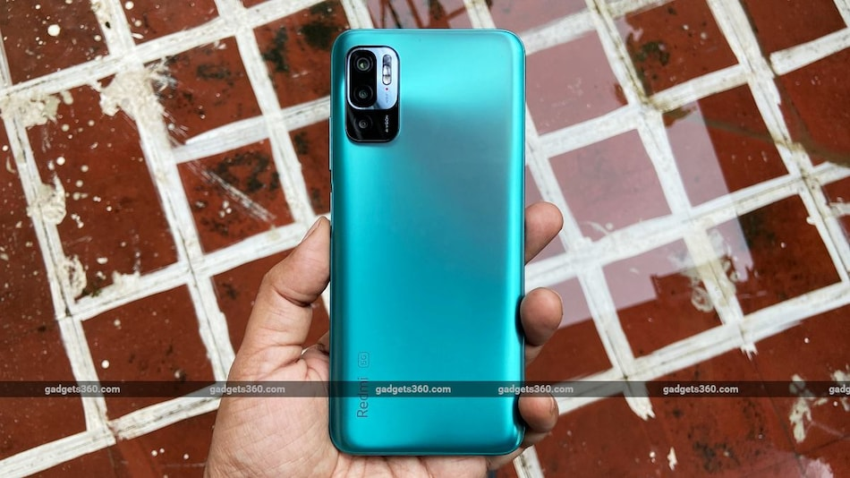 Redmi Note 10T 5G First Impressions: The First Redmi With 5G