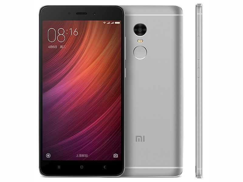 Xiaomi Redmi Note 4 With 4100mAh Battery, Helio X20 SoC Launched