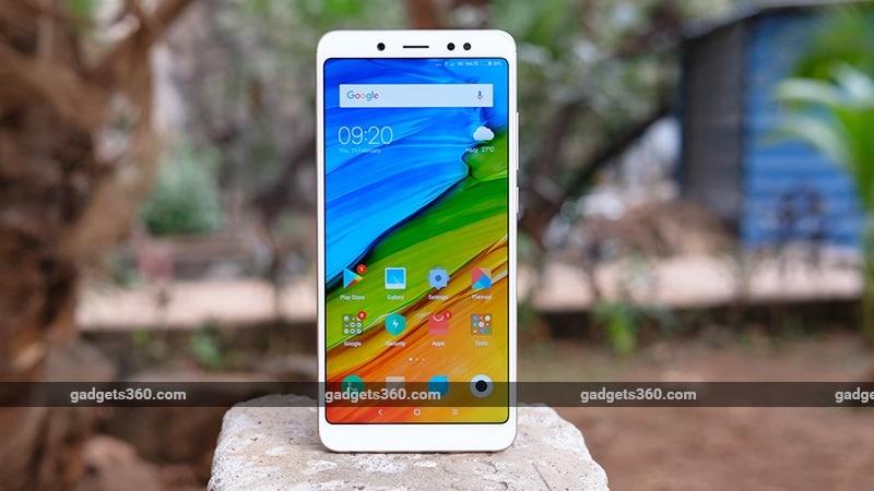 Redmi Note 5 Pro, Mi TV 4, Mi TV 4A Flash Sale Today at 12pm