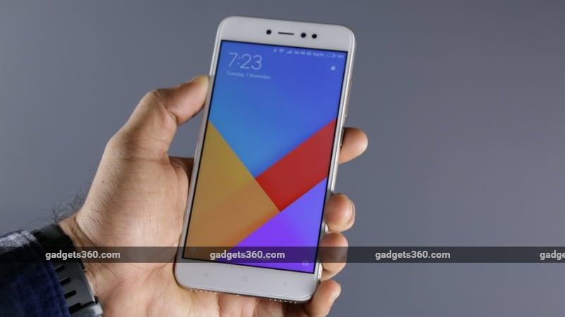 9396b76c2 Xiaomi Redmi Y1 Launch