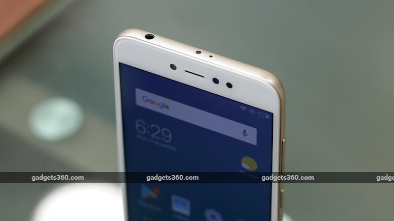 Xiaomi Redmi Y1 Front NDTV Xiaomi Redmi Y1 First Impressions