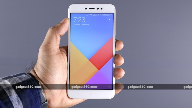 Redmi Y1 Review