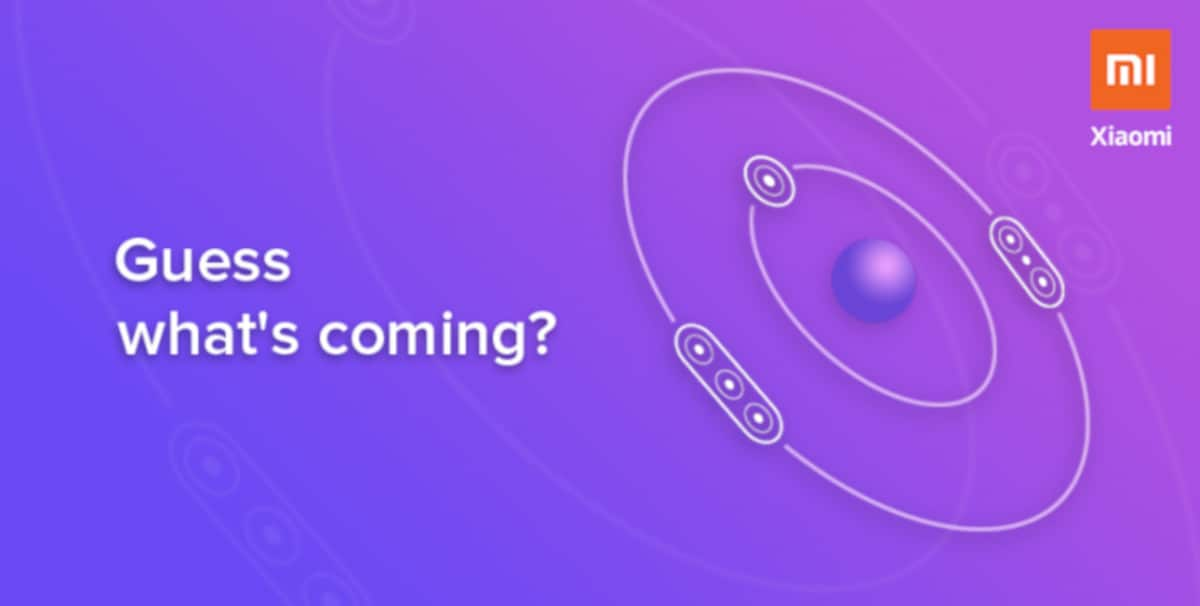 Xiaomi Teases Triple Camera Smartphone Launch for India