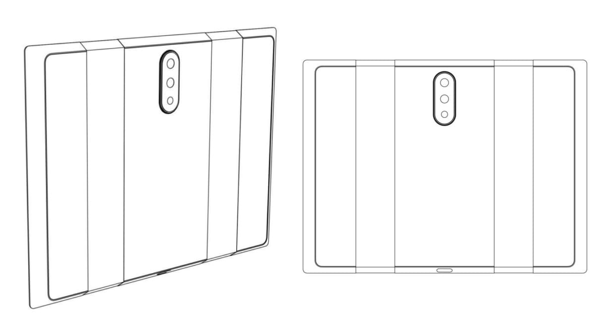 Xiaomi's Upcoming Foldable Phone Might Pack Triple Rear Cameras, Shows Patent Application