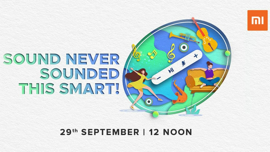 Mi Smart Speaker Expected to Launch in India on September 29