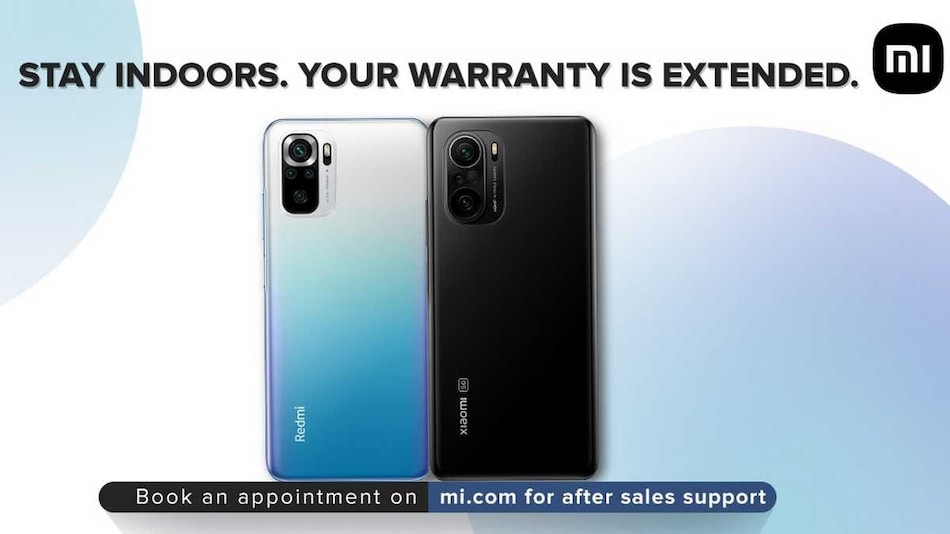 Xiaomi Extends Warranty in India by 2 Months for Those Ending in May, June Amidst COVID-19 Lockdowns