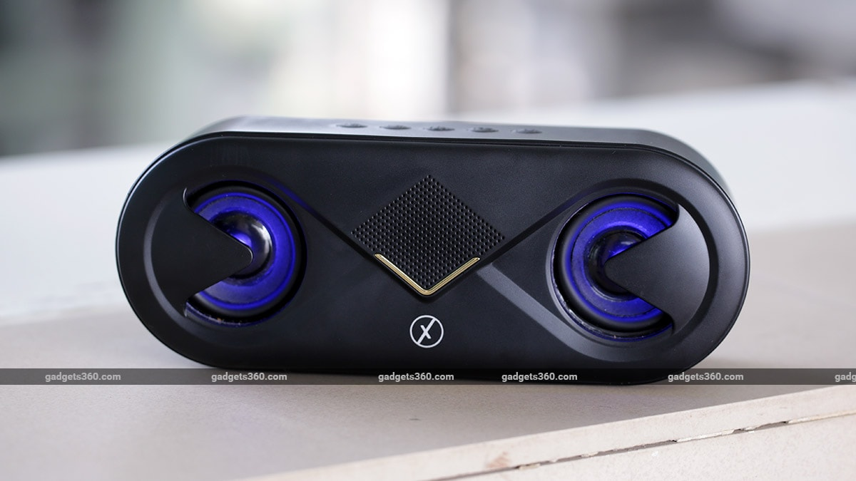 Xmate Volt Bluetooth Speaker Review