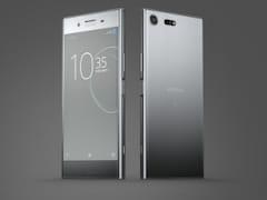 सोनी एक्सपीरिया एक्सज़ेड प्रीमियम, एक्सज़ेडएस, एक्सए1, एक्सए1 अल्ट्रा स्मार्टफोन लॉन्च