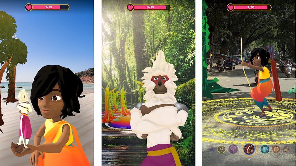 Yaatra Augmented Reality Game Launched in India in Collaboration With Jio on Android, iOS