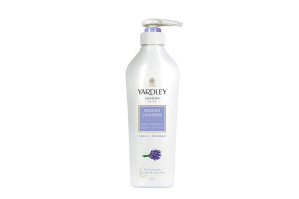 Yardley English Lavender Moisturizing Body Lotion 1557394045678