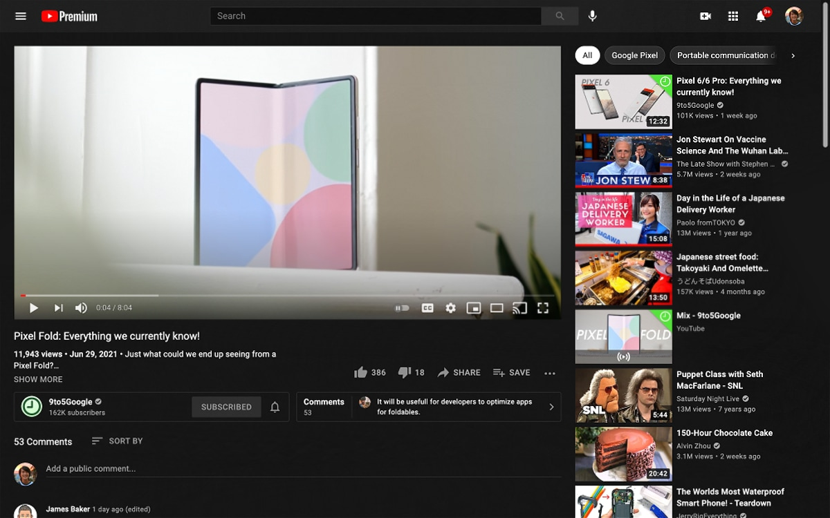 Photo of YouTube Testing Description Redesign for Web With More Focus on Comments: Report