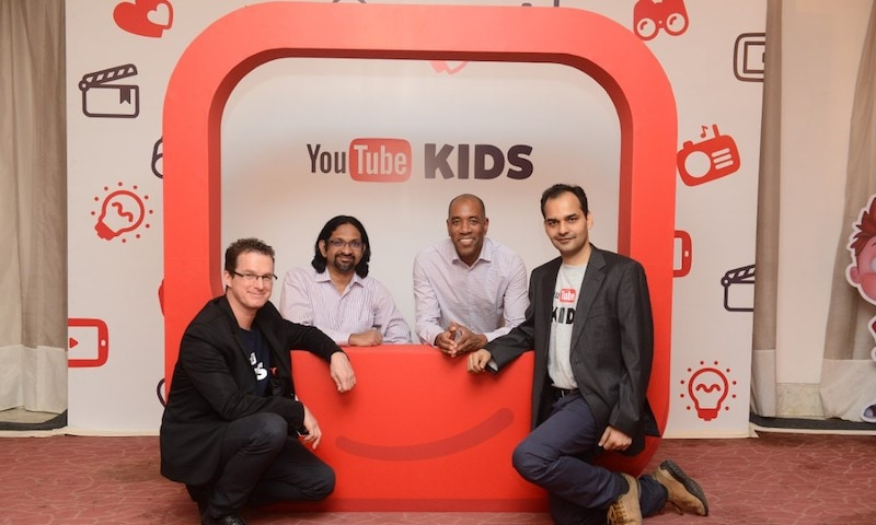 YouTube Kids App With Child-Friendly Content Launched in India