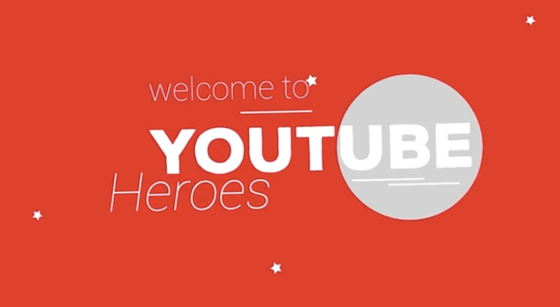 YouTube Heroes Programme Rewards Users for Moderating the Site