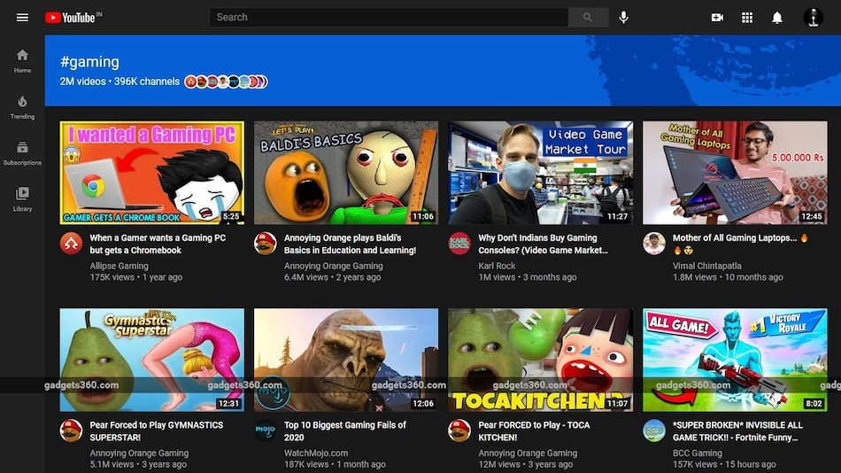YouTube Rolls Out Hashtag Landing Pages That Offer a New Way to Discover Videos