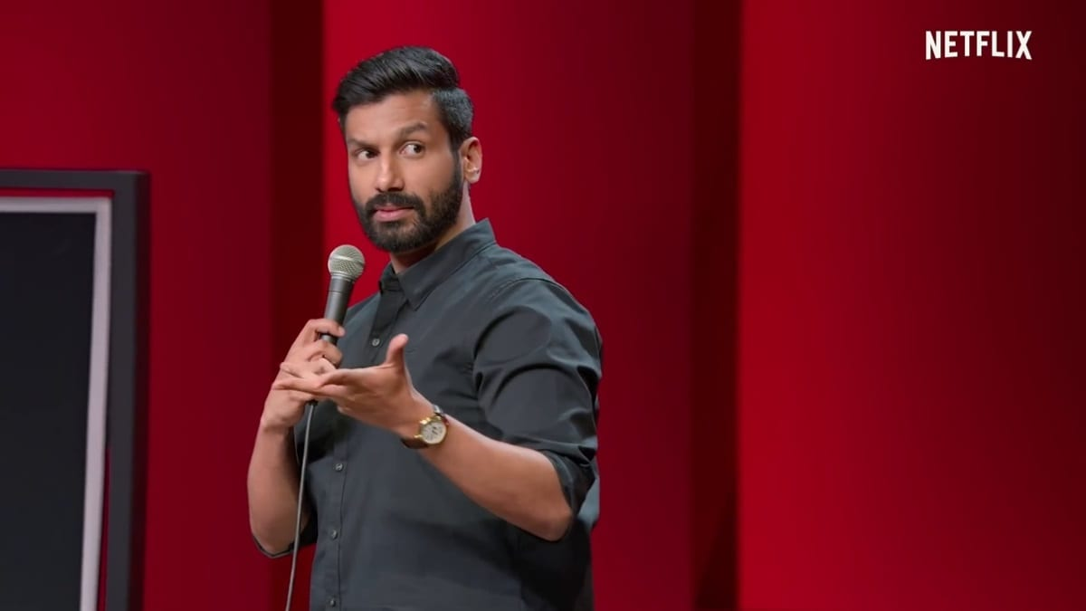 In Lockdown, Kanan Gill Shares a Trailer for His Netflix Special thumbnail