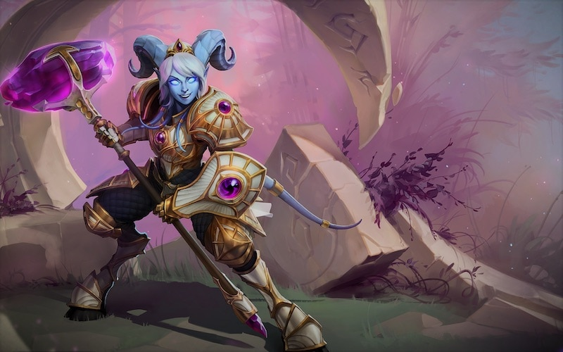 Heroes of the Storm Developer Explains the Inspiration for Its New Warcraft Hero Yrel