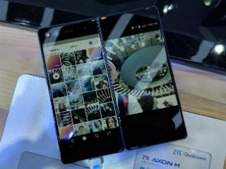 ZTE Axon M Dual Screen Smartphone First Impressions