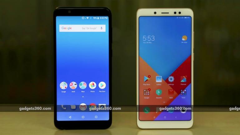 Redmi Note 5 Pro, Asus Zenfone Max Pro M1 और Realme 1 जैसे 6 जीबी रैम वाले 'सस्ते' स्मार्टफोन