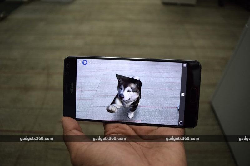 Zenfone AR DogAR NDTV Asus ZenFone AR