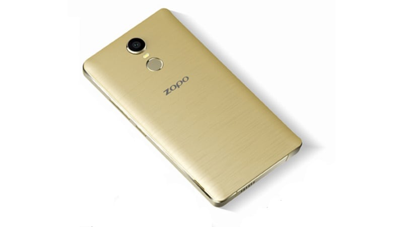 Zopo Color F1 With Fingerprint Scanner, Multi-Account Support Launched at Rs. 8,890
