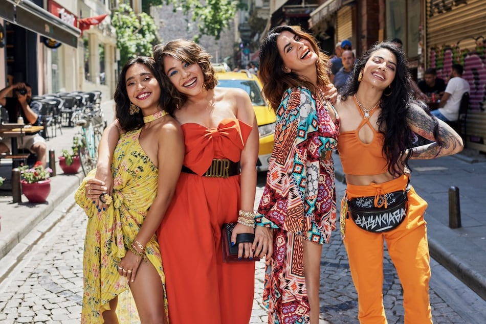 Four More Shots Please! Renewed for Season 3, With Tannishtha Chatterjee as Director