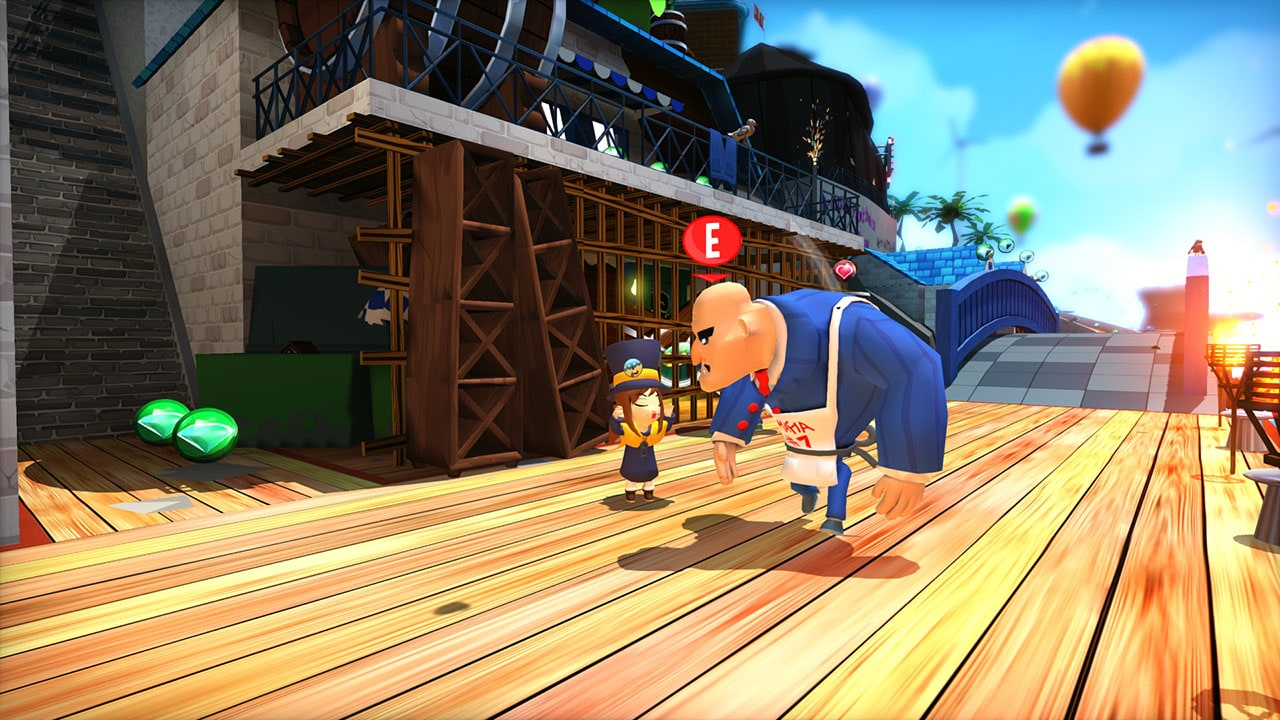 a hat in time mafia town A Hat in Time